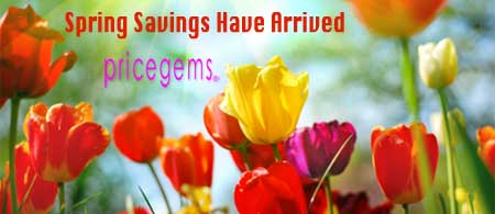Spring Savings Have Arrived